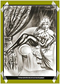 Bill Ward Erotic Art