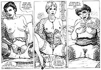 Erotic Comic Art 23 - Aunt Paulines Secret 2