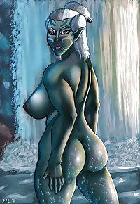 Fantasy Babes - Orc